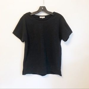 Heavy Madewell Short Sleeve Top